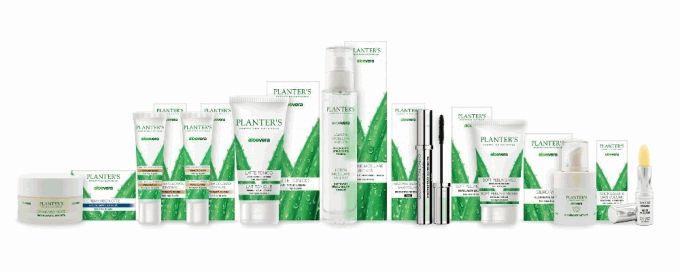 planters,натуральная косметика,органика