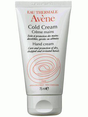 avene,cold-cream,зимний уход,уход за кожей зимой,руки