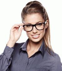 макияж очки