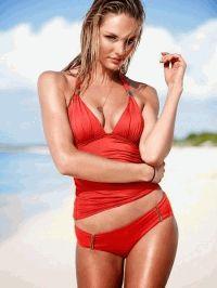 Victoria's Secret,викториа сикрет,кэндис свейнпол,звезды в купальниках,фото