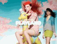 MAC Playland,MAC,новая коллекция косметики,макияж 2014,макияж весна 2014