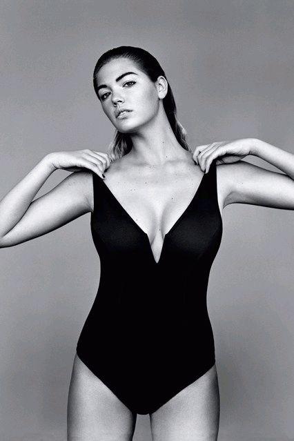 Кейт Аптон,фото,2014,Sports Illustrated,грудь,фигура