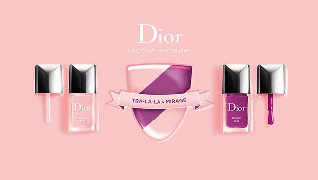 Christian Dior,лак для ногтей,маникюр,стильный маникюр
