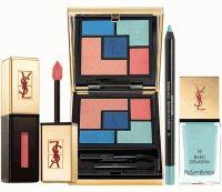 Yves Saint Laurent,новая коллекция косметики,новая коллекция макияжа,Yves Saint Laurent новая коллекция,макияж,макияж 2014,лето 2014