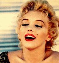 Мэрилин Монро фото,Мэрилин Монро,красная помада,тренды,бьюти-тренды,косметика