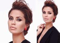 Виктория Боня фото,Виктория Боня,макияж,smoky-eyes,дымчатый макияж глаз,макияж глаз