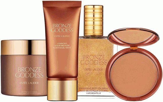 Estee Lauder,Estee Lauder фото,бронзатор,пудра,новая коллекция косметики,Bronze Goddess