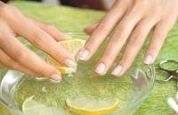 ногти,укрепить ногти,рецепт,ванночки