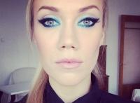 Елена Крыгина,макияж,smoky eyes,мастер-класс,видео