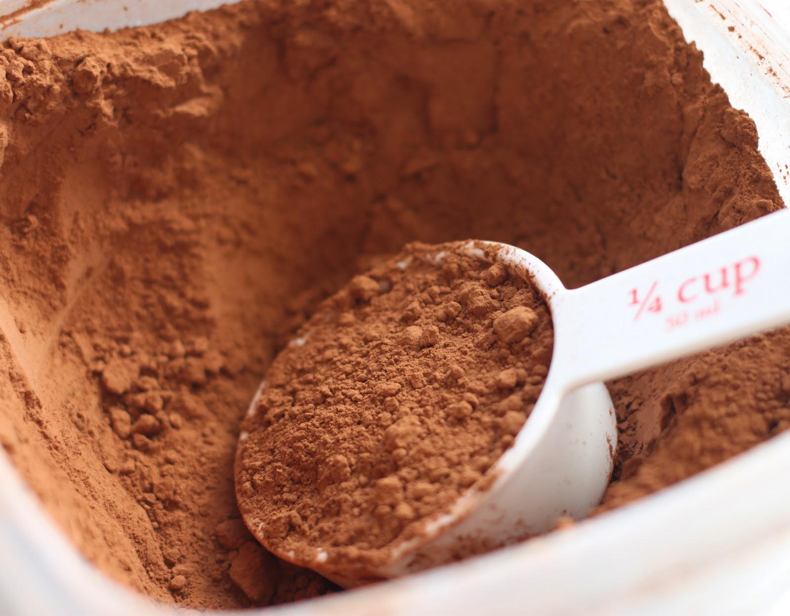 какао,маска для лица