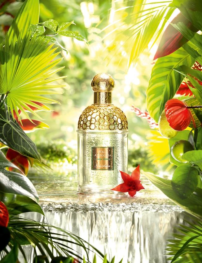 аромат,Guerlain,Aqua Allegoria,Limon Verde