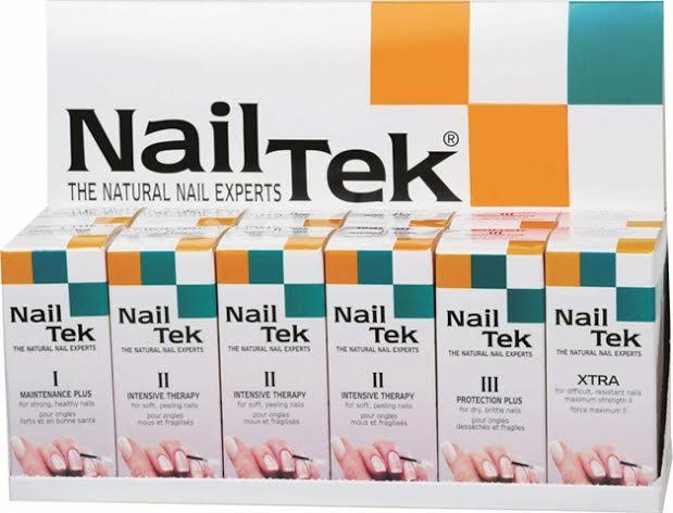 NailTek,уход за ногтями,ногти,лечение