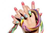 Sally Hansen,лак для ногтей,модный маникюр,фото