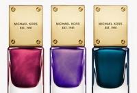 Michael Kors,лак для ногтей,модный маникюр,новая коллекция,новая коллекция от Michael Kors