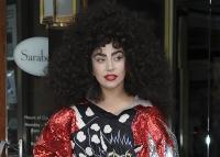 Леди Гага,стиль,фото,волосы