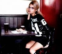 кара делевинь,фото,стиль,2014,Vogue
