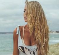 прическа,своими руками,спрей для волос,beachy waves,2014