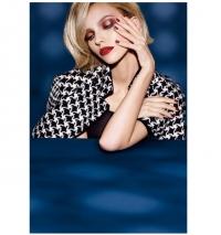 Саша Лусс,фото,Dior Addict,Dior Beauty,коллекция,макияж,осень-зима 2014/15
