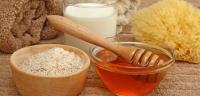мед,маска для глаз,омоложение,гусиные лапки,морщины,кожа вокруг глаз,домашние рецепты