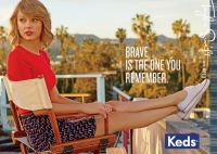 тейлор свифт,фото,кеды,Keds,осень,2014,коллекция,спортивная обувь