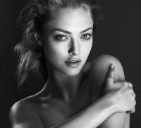 аманда сейфрид,фото,2014,макияж,Cle De Peau Beaute,тренды,новинки косметики