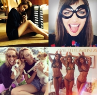 фото,Instagram,селфи,модели,Адриана Лима,Кэндис Свенпойл,жизель будхен,барбара палвин,кара дельвинь,кара делевинь