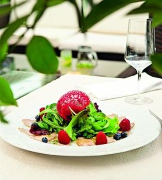 салат,ягоды,рецепт,телятина,ужин