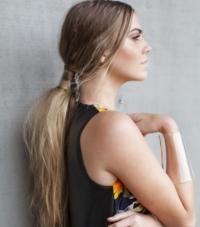 прически,шопинг,хвост,коса,пучок,как делать,фото,2014