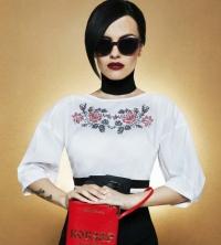 эрика,фото,2014,стиль,андре тан,осень-зима,2015,ukrainian fashion week