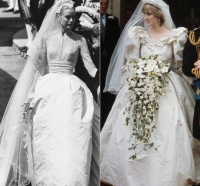 свадебное платье,2014,лучшие,стильные,принцесса диана,грейс келли,кейт миддлтон,топ,гвен стефани,елизабет херли