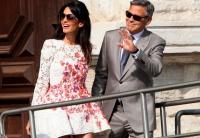 амаль аламуддин,Амаль Клуни,жена,джордж клуни,свадьба,стиль,платья,фото,итоги года,2014