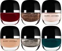 Marc Jacobs,зима,2015,коллекция,макияж,лаки для ногтей