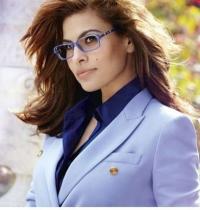 ева мендес,фото,стиль,очки,Vogue Eyewear,новая коллекци,2014,осень