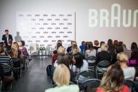 Braun Innovations Forum,Braun WaterFlex,Braun Face,Braun Face 2-в-1,Braun,braun