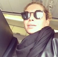 Вера Брежнева,советы красоты,без макияжа,лицо,фото,селфи,Instagram