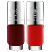 The Body Shop,The Body Shop фото,L'Oreal Group,Colour Crush Nail Collection,лаки,коллекция лаков