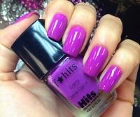 фиолетовый,лак для ногтей,фото,2014,тренд,маникюр
