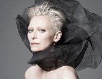 тильда суинтон,фото,2014,возраст,реклама,рекламная кампания,лицо,Nars