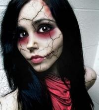 хэллоуин,2014,новости,образ,макияж,зомби,кукла,ведьма,фото,уроки