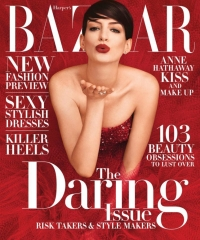 Энн Хэтэуэй,Энн Хэтэуэй фото,новая фотосессия,Harper's Bazaar