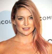 кейт хадсон,фото,розовые волосы,новая прическа,2014,новости,лицо