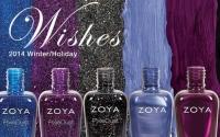 Zoya,лаки,рождественская коллекция,фото,купить,Pixie Dust,зима,2014,2015
