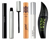 тушь для ресниц,чувствительные глаза,как выбрать,купить,фото,макияж глаз,органическая косметика