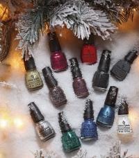 China Glaze,фото,купить,коллекция,зима,2014,рождество,обзор,Twinkle