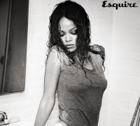 рианна,фотосессия,2014,новости,Esquire,обнаженная,фигура,грудь