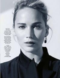 дженнифер лоуренс,фотосессия,фото,Madame Figaro,Dior,Christian Dior,естественный макияж,красота