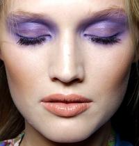 макияж,тренды,фиолетовый,лак для ногтей,зима,2015,фото,Revlon,OPI,Inglot