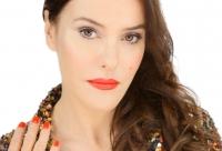 Лиза Элдридж,урок макияжа,видео урок,вечерний макияж,новый год,chanel,рождественская коллекция