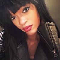 Рианна,рианна,макияж,Андель,образ,яркий образ,Рианна макияж,двойник,Андель Лара