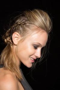 New York Fashion Week,бьюти-тренды,красота,макияж,неделя моды,Нью-Йорк Неделя моды,beauty,прическа,волосы